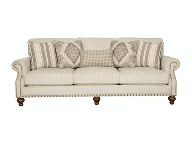 Craftmaster living room sofa 762350 howell furniture for Furniture in beaumont tx