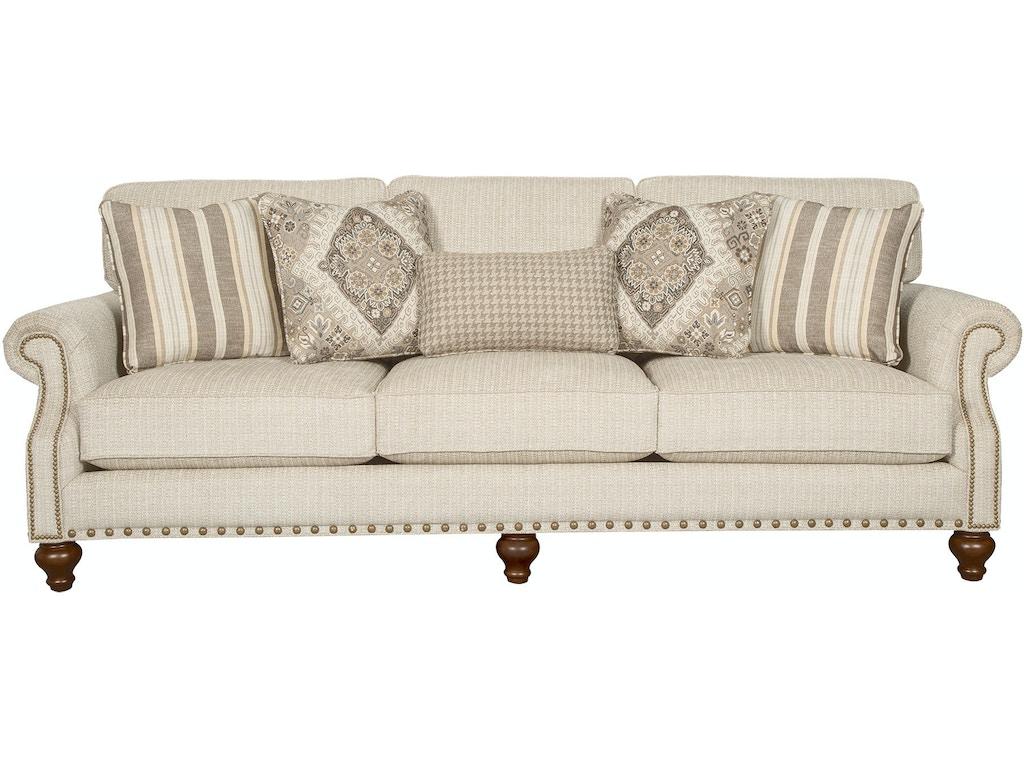 Craftmaster Living Room Sofa 762350 Carol House