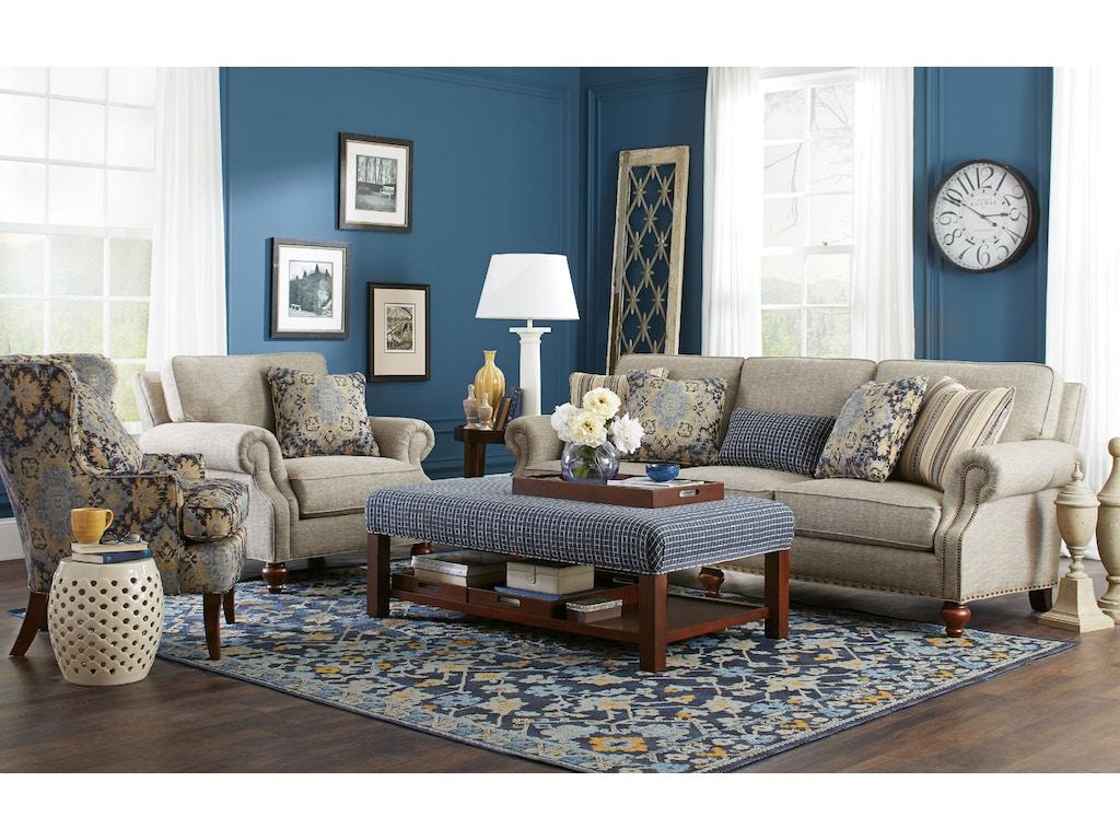 Craftmaster Living Room Sofa 762350 Craftmaster
