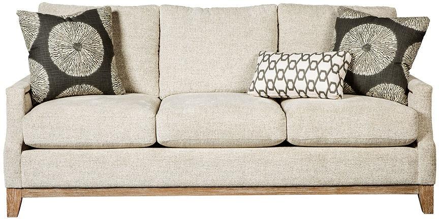 Craftmaster Living Room Sofa 765850 Ivy Interiors Salt