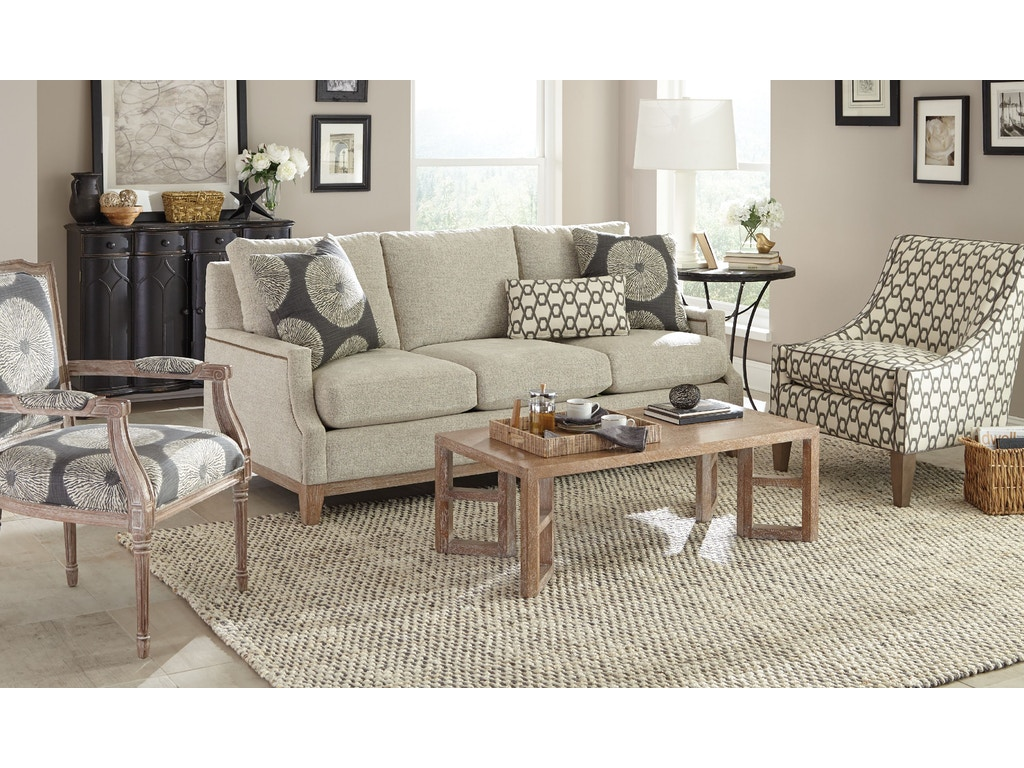 Craftmaster Living Room Sofa 765850 Cherry House Furniture La Grange And Louisville Ky