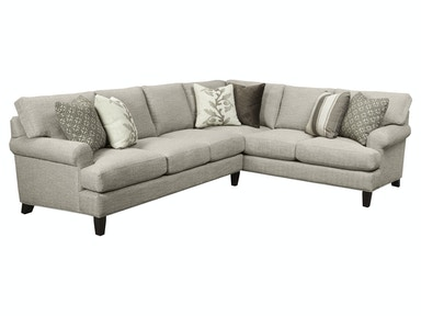Craftmaster Sectional 7675-SECT