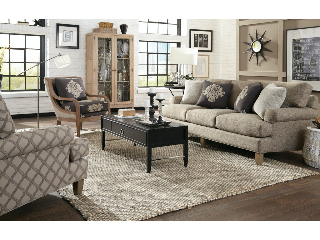 Craftmaster Living Room Sofa 767550 Carol House Furniture Maryland Heights And Valley Park Mo