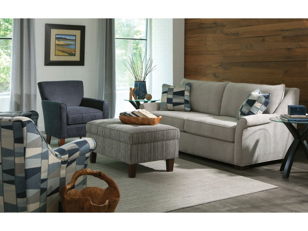 Craftmaster Living Room Sofa 768650 Carol House Furniture Maryland Heights And Valley Park Mo