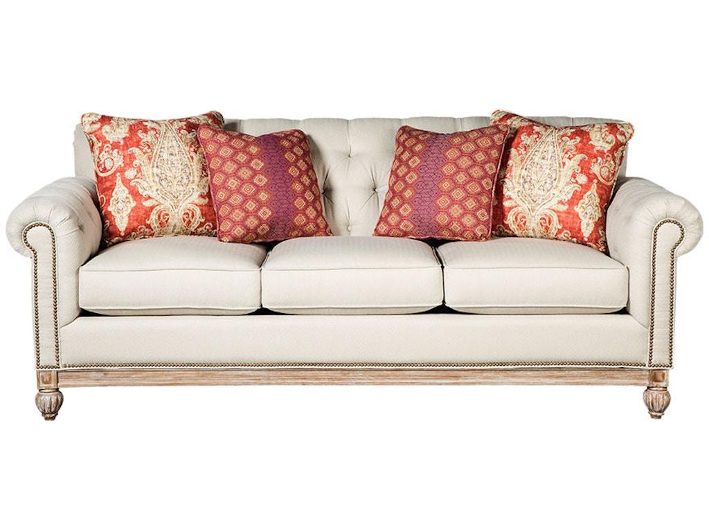 Craftmaster Living Room Sofa 768950 - Thomasville of Pittsburgh ...