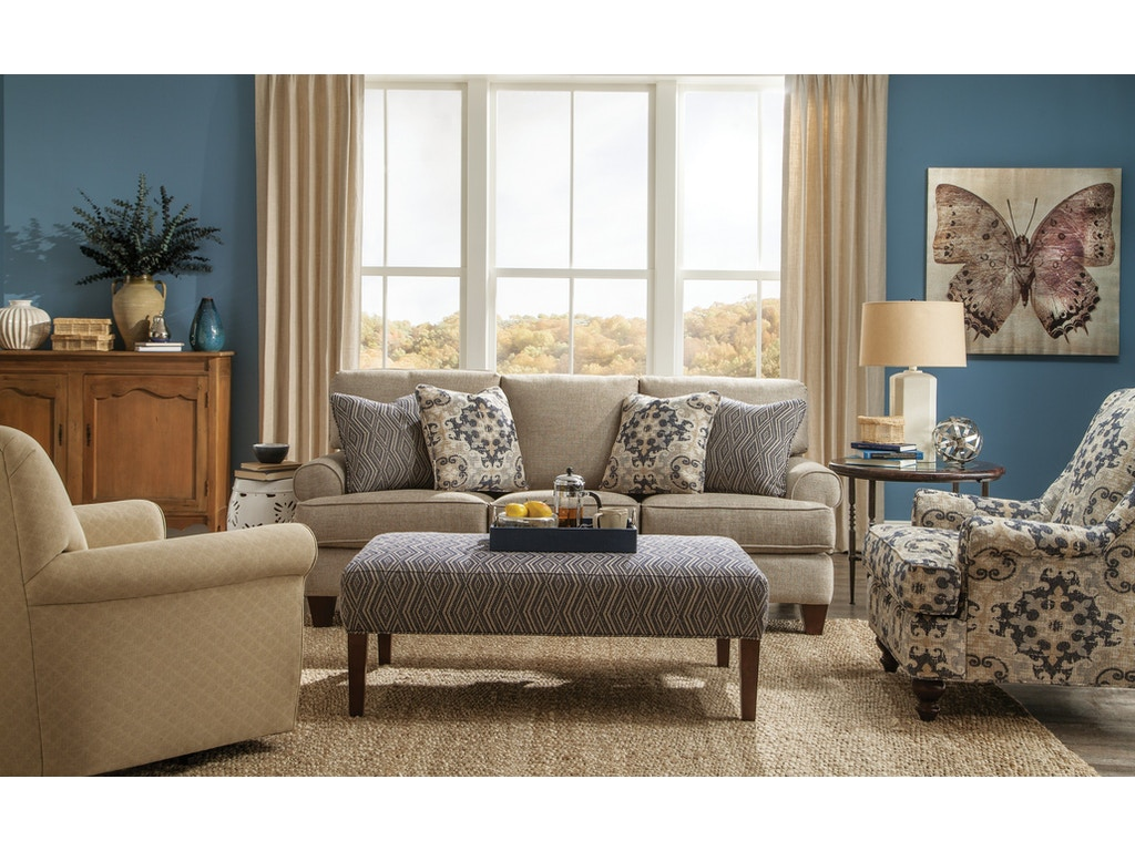 craftmaster living room sofa 771350 gibson furniture
