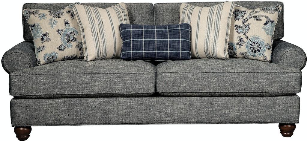 Craftmaster Living Room Sleeper Sofa 773550 68 Norwood