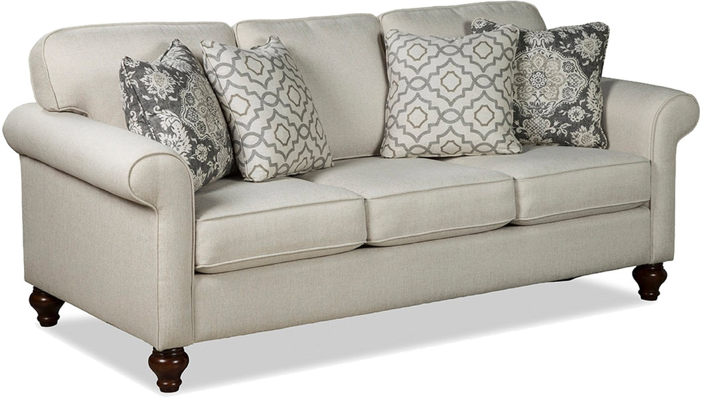 Craftmaster Living Room Sofa 773850 - Carol House Furniture ...