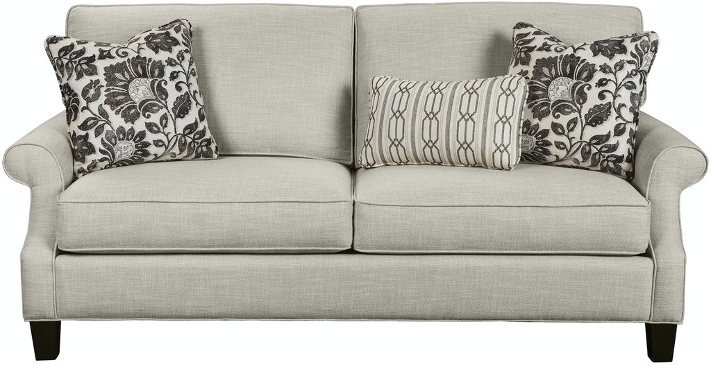 Craftmaster Living Room Sofa 774549 - CraftMaster ...