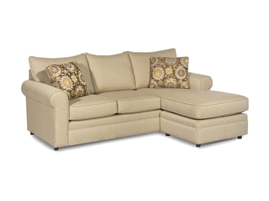 Craftmaster Living Room Three Cushion Sofa 774857