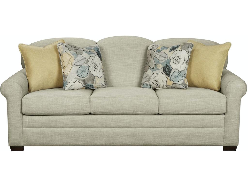 Craftmaster Living Room Sleeper Sofa 778450 68