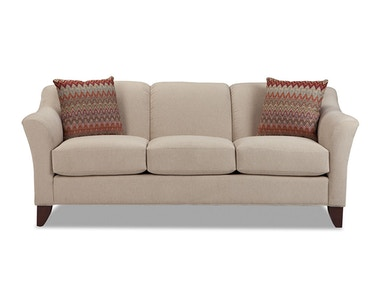 Craftmaster Three Cushion Sofa 784450