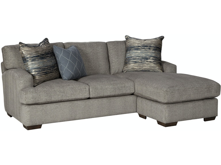Craftmaster Living Room Sofa Chaise 785357BD - Ramsey ...