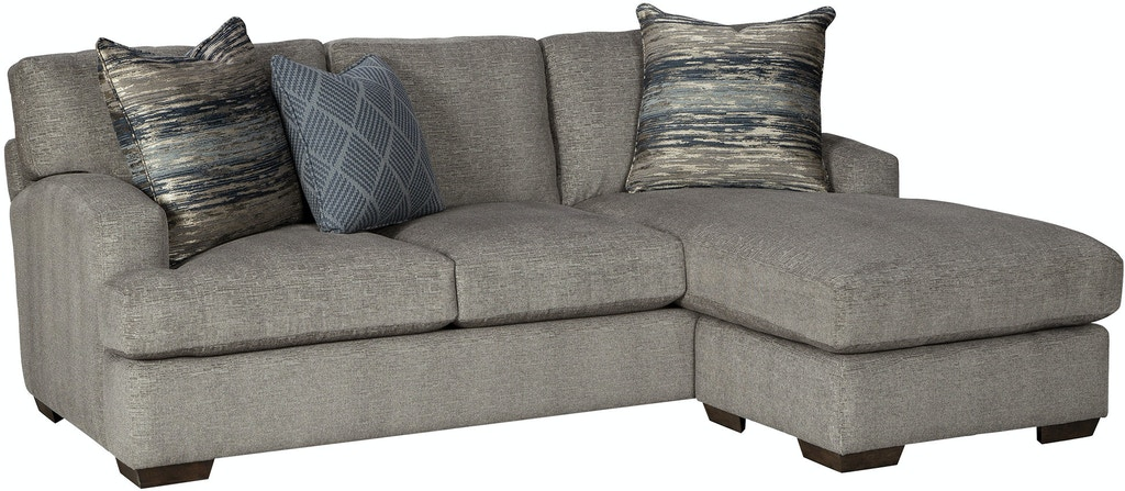 Craftmaster Living Room Sofa Chaise 785357BD - CraftMaster ...