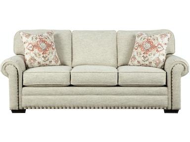 Craftmaster Living Room Sleeper Sofa 787150 68 Stacy