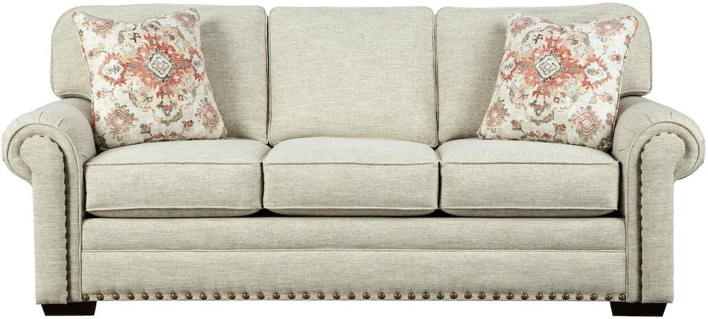 Craftmaster Living Room Sofa 787150 - Burke Furniture Inc ...