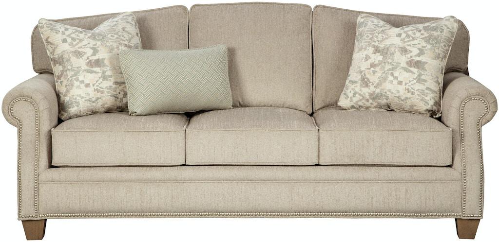 Craftmaster Living Room Sleeper Sofa 787850 68 Russell S