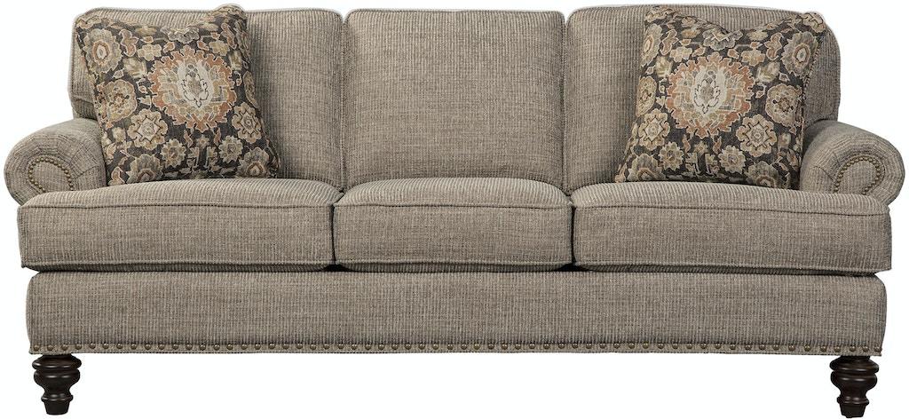 Craftmaster Living Room Sofa 791450 Carol House