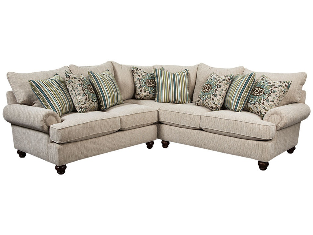 Craftmaster living room sectional 7970 sect wholesale for Wholesale furniture