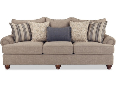 Craftmaster Three Cushion Sofa