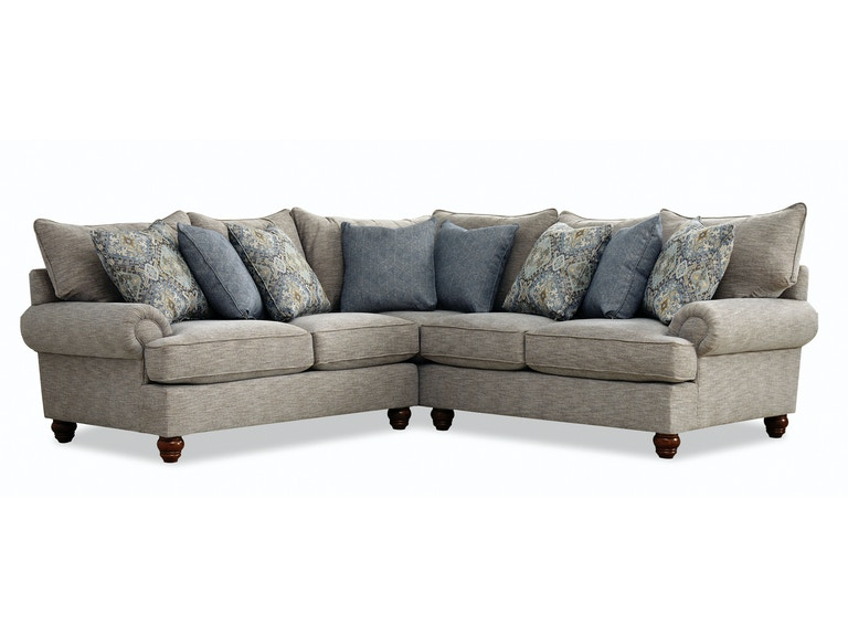 Craftmaster Living Room Sectional 7970-SECT - CraftMaster ...