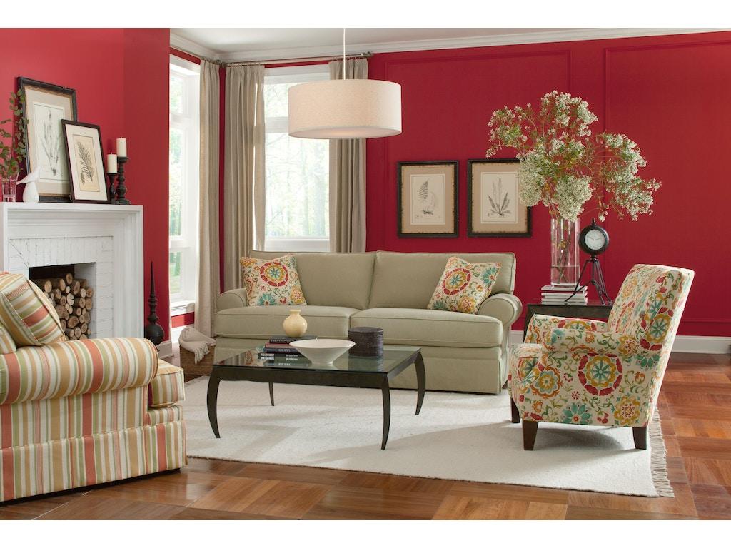Craftmaster Living Room Sofa 935450 68 Sleeper