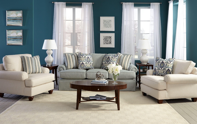 Craftmaster Living Room Sofa C912150 Kaplans Furniture