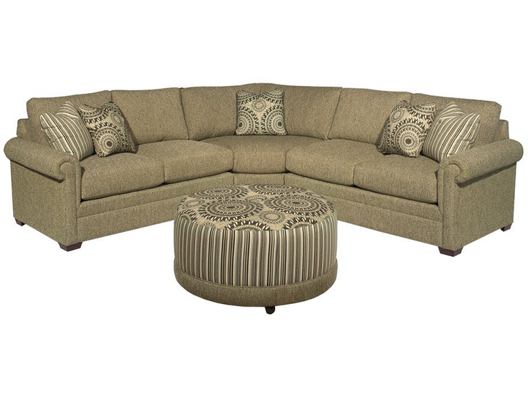 Craftmaster Living Room Sectional F9123-Sect - B.F. Myers ...
