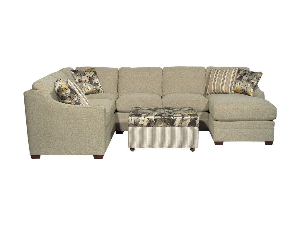 Cozy Life Living Room Sectional F9332 Sect Alpena