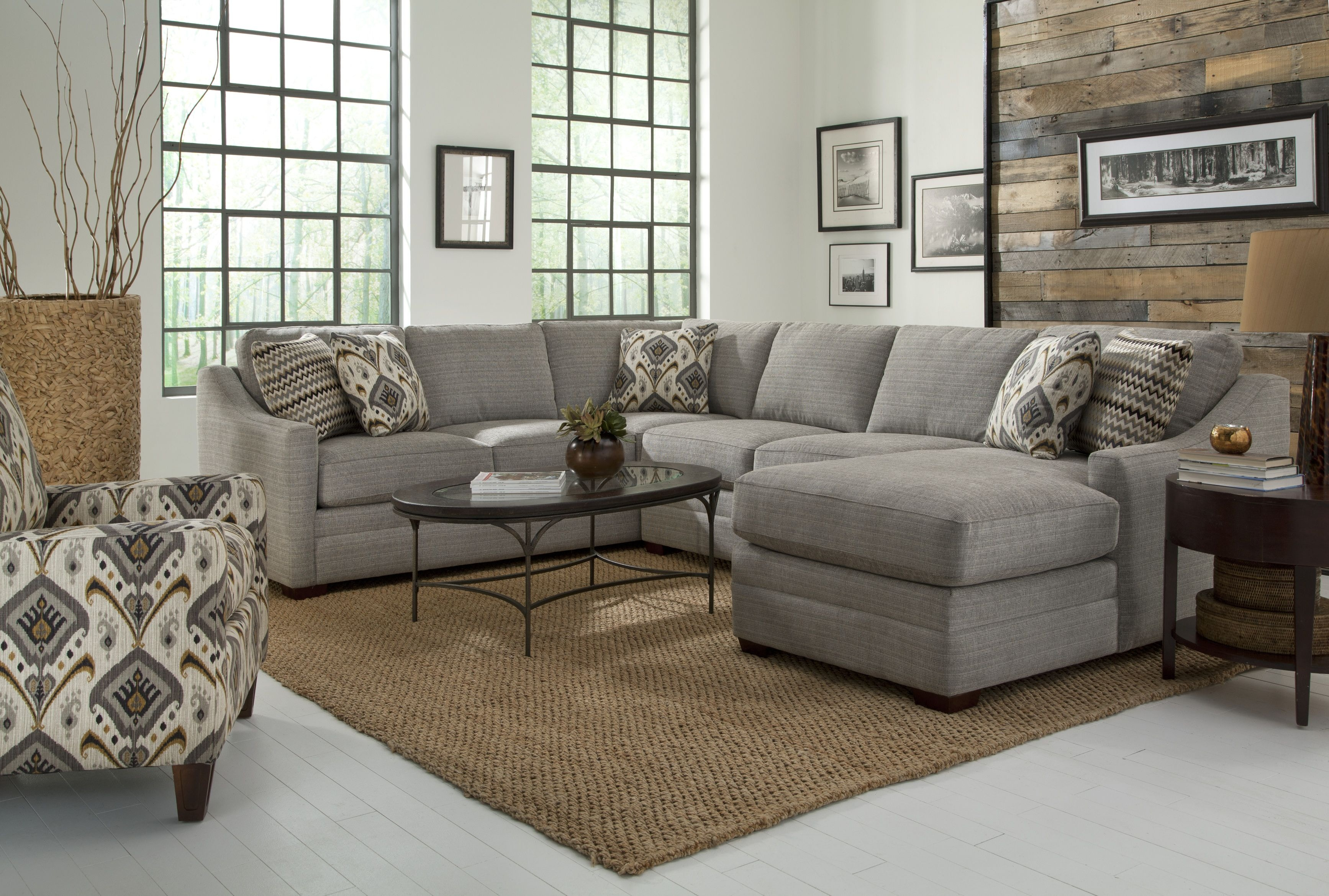 Amazing Craftmaster Sectional F9332 Sect