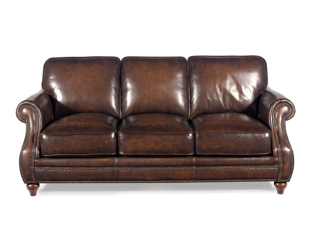 Craftmaster Encore Leather Sofa – Keep Spring Sofa