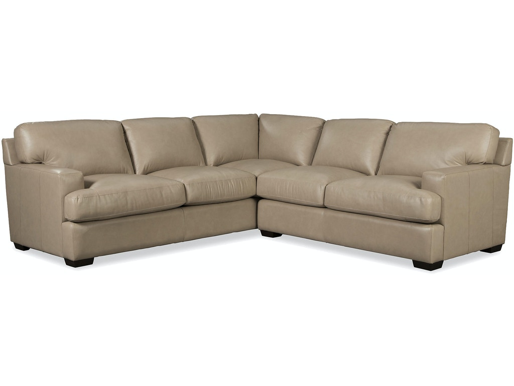 Craftmaster Living Room Sectional L1871-SECT - Ridgemont ...