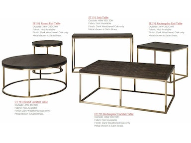 Craftmaster living room 771 781 tables craftmaster hiddenite nc for Encore home designs by craftmaster