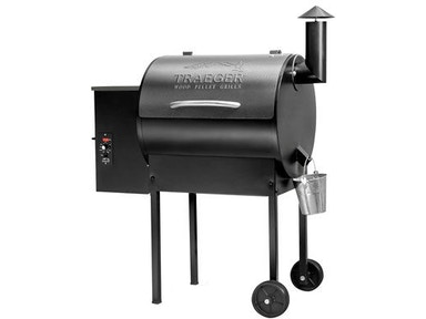 Traeger Wood Pellet Grills Outdoor Patio Lone Star Grill