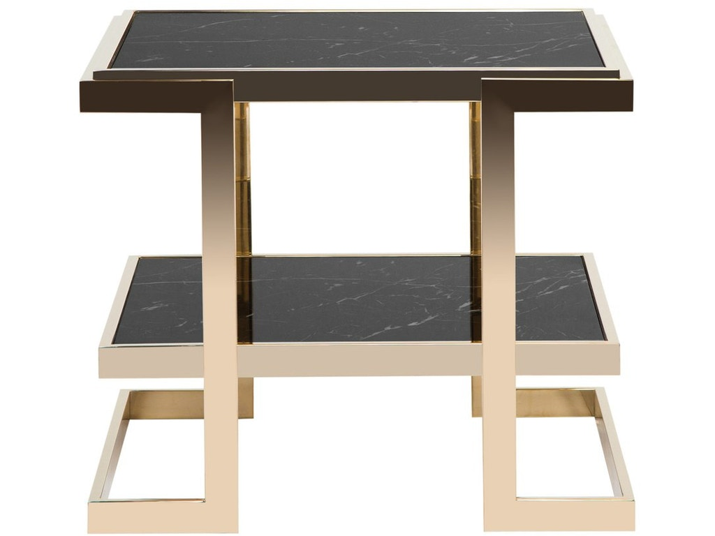 curations limited deco side table james antony home. Black Bedroom Furniture Sets. Home Design Ideas