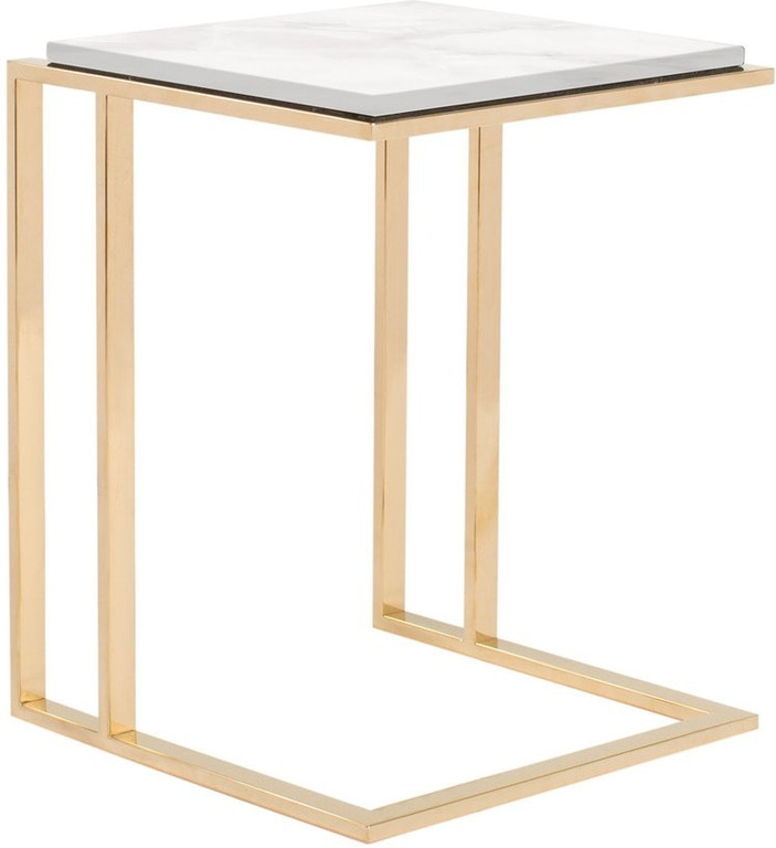 Curations Limited Living Room Deco Small Side Table