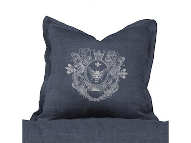 Curations Limited Indigo Pillow 1200.0003