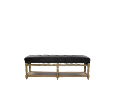 Curations Limited Napa Wool Bench 7801.1106