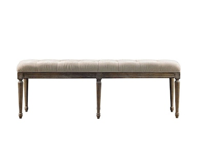 Curations Limited French Louis Bench 7801.0008.A015