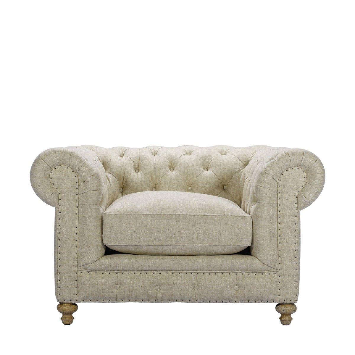 Beau Curations Limited Cigar Club Arm Chair 7841.0001.A015