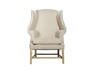 Curations Limited New Age Linen Chair 7841.0003.A015