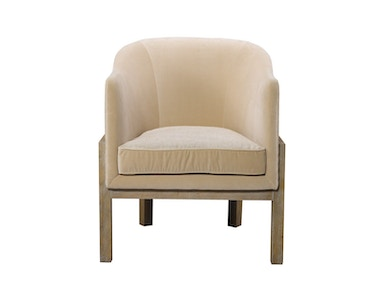 Curations Limited Lucerne Arm Chair 7841.0031.A015