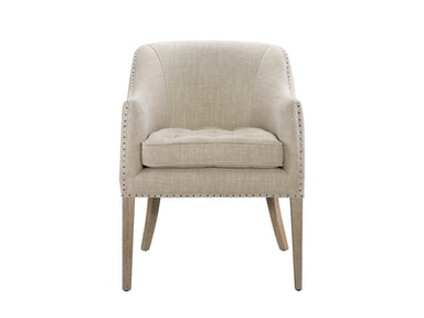 Curations Limited Ralf Linen Chair 7841.0087.A015