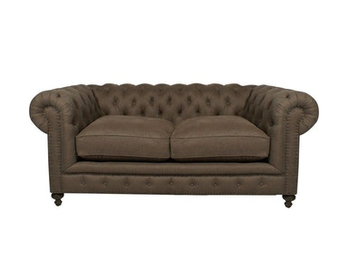 Curations Limited 77 Inches Cigar Club Sofa 7842.0002.A008