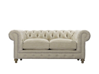 Curations Limited 77 Inches Cigar Club Sofa 7842.0002.A015