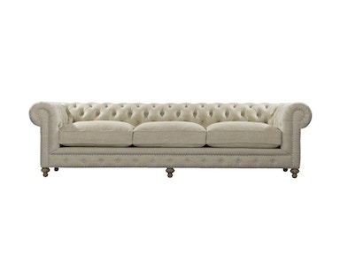 Curations Limited 118 Inches Cigar Club Sofa 7842.0004.A015