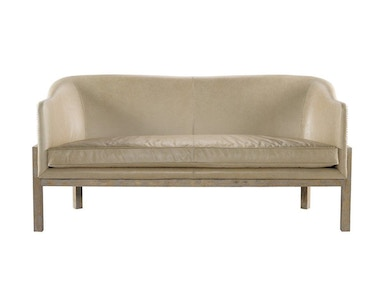 Curations Limited Lucerne Leather Sofa 7842.0032