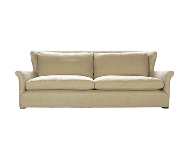 Curations Limited Winslow Sofa Beige Linen 7842.1107.A015