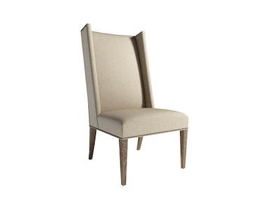 Curations Limited Bertrix Linen Chair 8826.1201