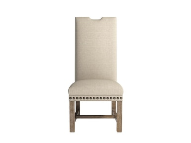 Curations Limited Lompret Linen Chair 8826.1301